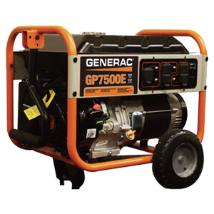 Generac ​​5943 GP7500E Review