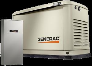 generac whole house generator