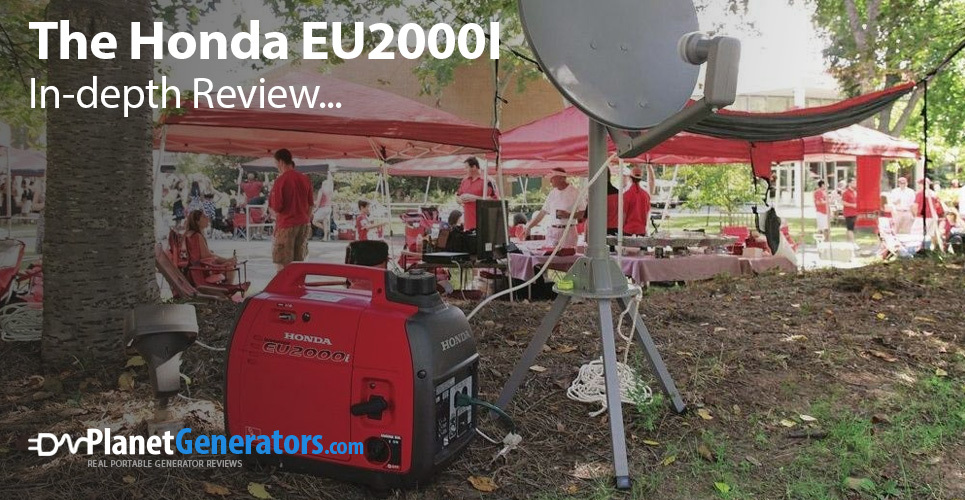 Honda EU2000i review